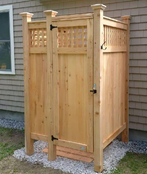 decorative wood lattice panels