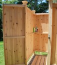 outdoor-cedar-shower-kit-enclosure-inside-Cape-Cod-MA-complete