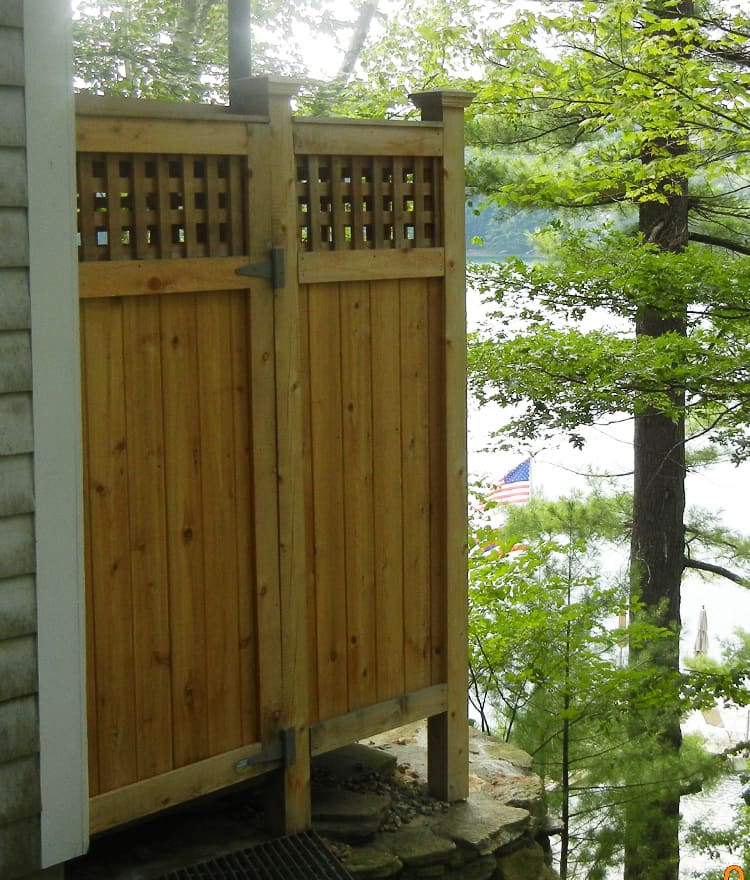 cedar outdoor showers ri delivery