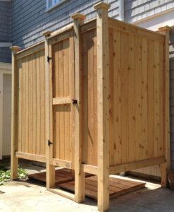 Outdoor Shower Enclosures Stalls Showers