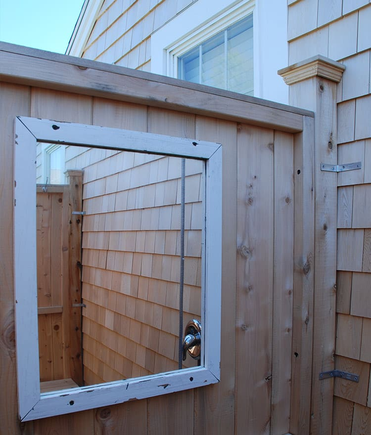 100 Free Outdoor Shower Wood Plans Outdoor Shower