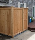 Outdoor Shower Enclosures Custom