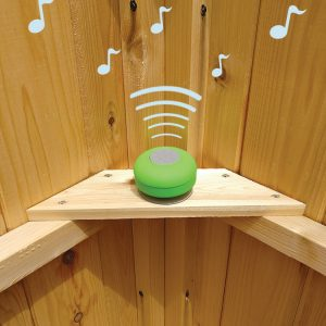 Water Proof Speaker Outdoor Shower