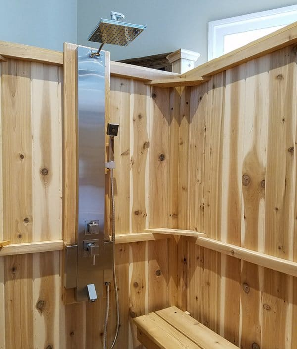 Shower Tower Panel System